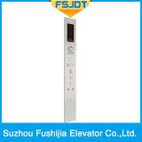 Elevatore di trasporto con il piatto d'acciaio verniciato