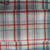 Katoenen van 100% Popeline Geweven Garen Geverfte Stof voor Overhemden/Kleding Rls40-47po