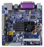 MINI placa de matriz do Itx DDR3 com o 1 entalhe do *PCIE e o soquete do PCI