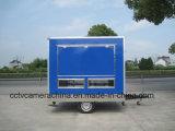 Alimento mobile esterno aperto del camion della finestra di tre lati mini (SHJ-MFS250)