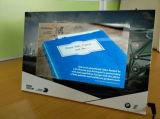Tarjeta de vídeo de alta calidad Folleto-Video Folleto-Video con un Stand