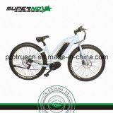 リチウム電池が付いている6061の合金のアルミニウムフレームの電気自転車