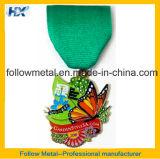 Medaglia su ordinazione di festa del metallo di alta qualità con il prezzo competitivo