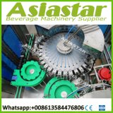 O PLC controla a máquina de enchimento de engarrafamento do equipamento do refresco Carbonated