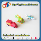 Смешные пластичные миниые милые игрушки корабля для малышей