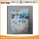 Tecidos do bebê da estrela da unidade 4, tecido das crianças no tecido descartável barato do bebê de China