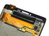 Samsungギャラクシーノートの端のSamsungN915 LCDの表示のためのLCDスクリーンそして計数化装置アセンブリ置換