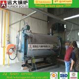 蒸気ボイラ-ガス1-2トン10の棒および石油燃焼