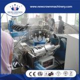 Machine en plastique de pelletisation de double étape