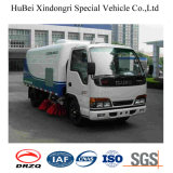 3.5kb Isuzu Compact Road Sweeper Euro 3