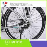 Bici elettrica della città con lo SGS interno En15194 del Ce di velocità di Shimano