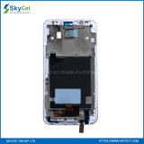 Digitizador de la pantalla táctil de la visualización del LCD con el marco para LG G2