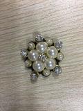 Zona falsa accessoria di Pin di capelli della perla dell'indumento