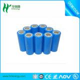 Pack batterie rechargeable de LiFePO4 2000mAh 22650 pour la lumière solaire