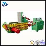 2017熱い販売の農業機械の油圧金属の梱包機