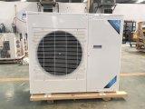 Unidad de condensación refrescada aire encajonado del compresor cerrado (compresor hermético del desfile del uso)