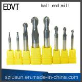 Edvtのタングステンの鋼球の製造所の端製造所の切削工具