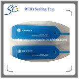 試供品が付いている外国人H3 UHF RFIDのシールの札