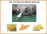 KhDjjガスタイプ卵ロール機械卵ロールメーカーの製造業者