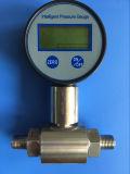Indicatore di Digitahi/manometro differenziali astuti di Digitahi per la misurazione i gas e dei liquidi corrosivi Qzp-S9