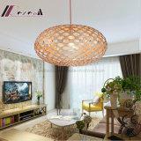 Heißes Verkaufs-Holz höhlt heraus Ceing Lampen-Beleuchtung mit Gaststätte aus