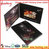 "Impression offset Impression Brochure vidéo 2.4 ""2.8"" /3.5 ""/4.3"" / 7 ""LCD"