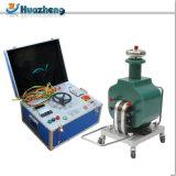 Hz Conjunto de teste de alta tensão AC Transformador de teste de imersão de óleo