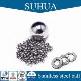bola de acero inoxidable del SUS 420c de 12.7m m para el rodamiento