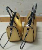 Totalizador metálico perforado del neopreno del bolso del neopreno del estilo del bowling (STNB-028-01)