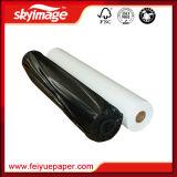 1.524m*60inch papel de antienrollamiento de secado rápido de la inyección de tinta de la sublimación del tinte de la anchura 100GSM para la impresión del poliester