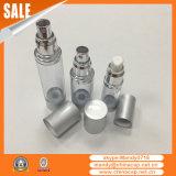 Bottiglie senz'aria di vendita 15ml dell'animale domestico della bottiglia dello spruzzatore cosmetico caldo del profumo