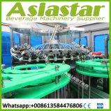 ガラスビンのガス水充填機の炭酸飲料の生産システム
