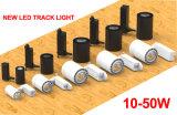 Weißes/schwarzes PFEILER LED Epistar LED Spur-Licht 10W