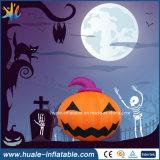 Halloween-Dekoration, Feiertags-Dekoration, aufblasbarer Kürbis