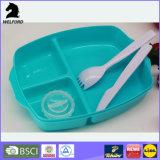 BPA libèrent le cadre de Bento de cadre de déjeuner de récipient en plastique