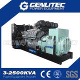 Ensemble de générateur de diesel professionnel Perkins 1200kw 1500kVA