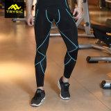 Sportswear do desgaste da aptidão das calças da compressão para homens
