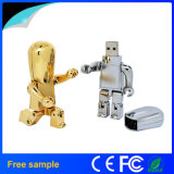 Qualitäts-Metallroboter USB-Speicher-Stock