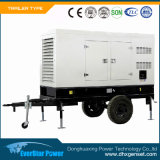 Gerador de potência ajustado de geração Diesel dos geradores elétricos BRITÂNICOS de Genset do tipo