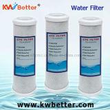 Étape particulière de stérilisation d'acier inoxydable de filtre d'eau de canalisation double