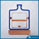 Alkohol-Flaschen-Bildschirmanzeige-Zahnstange des Bln Steuerled (HJ-DWL04)