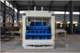 Bloc creux automatique de Qt12-15D faisant à machine la machine concrète de brique de machine à paver
