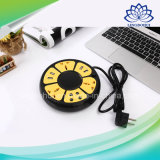 Blumen-Form 4 PortBluetooth beweglicher Lautsprecher-Lieferant USB-