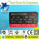 3.5HP verweisen gefahrenen beweglichen Kolben-Schrauben-Luftverdichter