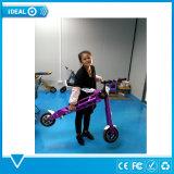 Scooter électrique lisse de pliage intense et élégant