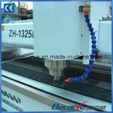 1325 aluminio / hierro / acero inoxidable / Titanum grabado del CNC y cortadora