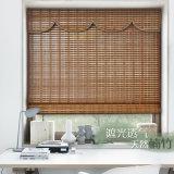 Ciechi di bambù della tenda di bambù di controllo di manuale dei ciechi di rullo