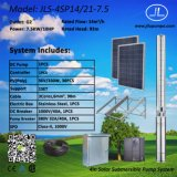 насосная система 7.5kw Submeisible, Borehole наилучшим образом, насосная система полива 4inch