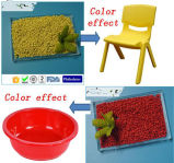 PE/PP/ABS/EVA 중국 색깔 플라스틱 Masterbatch 제조자