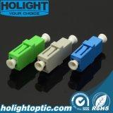 LC aan LC de Simplex Optische Adapter van de Vezel